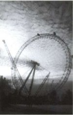 Raising the EDF Energy London Eye