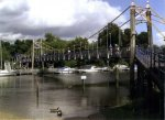 Teddington footbridge