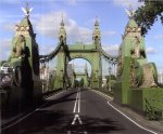 Hammersmith bridge (part four)