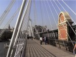 Hungerford bridge (part four)