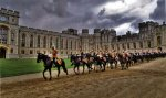 The Household Cavalry Mounted Regiment