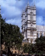 Westminster Abbey (Collegiate Church of St Peter, Parliament Square) - part one