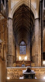 Westminster Abbey (Collegiate Church of St Peter, Parliament Square) - part three