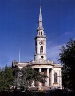 St Paul's Church (Diamond Way, off Deptford High Street)