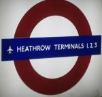 Heathrow (Terminals 1, 2, 3, Terminal 4 and Terminal 5).
