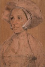 Hans Holbein the Younger (1497/8-1543), Portrait of an English Woman