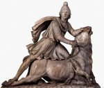 Mithras slaying a bull