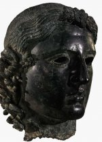 Bronze head of Apollo («Chatsworth Head»)