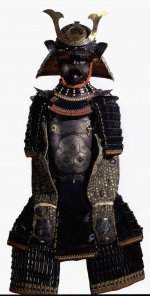Set of Samurai armour