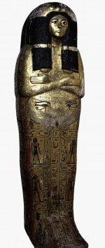 Gilded outer coffin of Henutmehyt