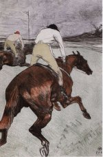 Henri de Toulouse-Lautrec (1864-1901), The Jockey