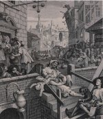 William Hogarth (1697-1764), Gin Lane