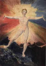 William Blake (1757-1827), Albion Rose