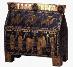 Casket depicting the Adoration of the Magi